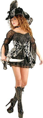 - Sexy Classic Lacey Pirate Costume