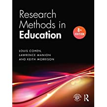 Research Methods in Education (English Edition)