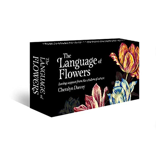 - The Language of Flowers: Loving Support from the Wisdom of Nature (Mini Inspiration Cards)