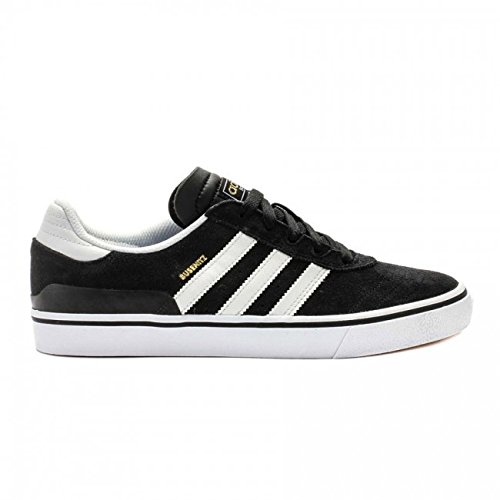 adidas Originals Men's Shoes | Busenitz Vulc Fashion Sneakers White/Black, ((7 M ()