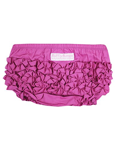 Ruffly Rumps Infant/Toddler Girls Ruffled Baby Bloomers