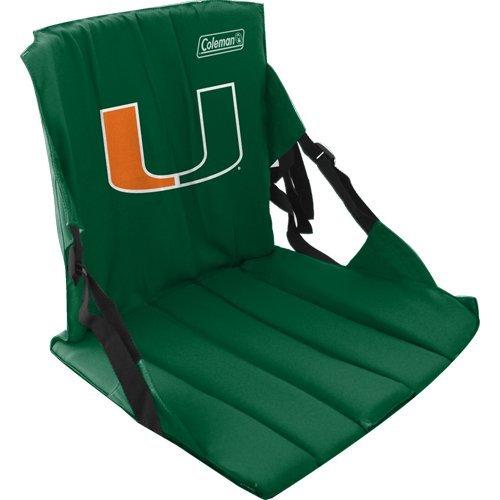 MIAMI HURRICANES NCAA STADIUM SEAT by