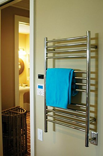 (Amba Jeeves Wall Mount Electric C Straight Towel)