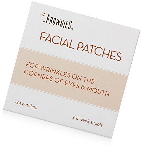 Frownies Corners Of The Eyes And Mouth (144 Total Patches) by Frownie