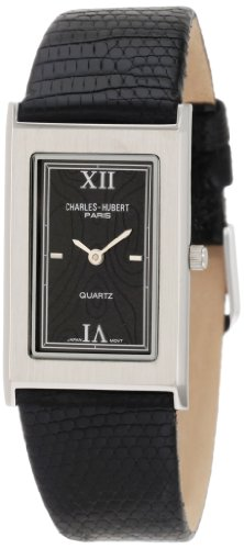 Charles-Hubert, Paris Men's 3694-B Premium Collection Stainless Steel Watch