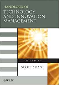 Strategic Management of Technology and Innovation (5th edition)