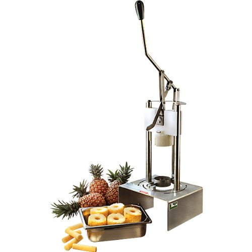 Stainless Steel Pineapple Slicer Corer by Eurodib