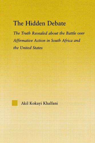 Hidden Debate (African Studies)