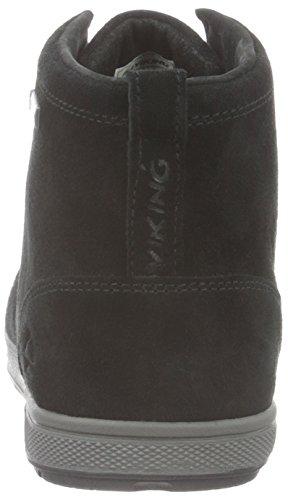 Black Sigrun 2 Schwarz Chukka viking Boots Damen UOnwq7RX