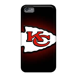 CristinaKlengenberg Apple Iphone 6 Plus Perfect Cell-phone Hard Covers Custom Fashion Kansas City Chiefs Series [WVP18761rfZq]