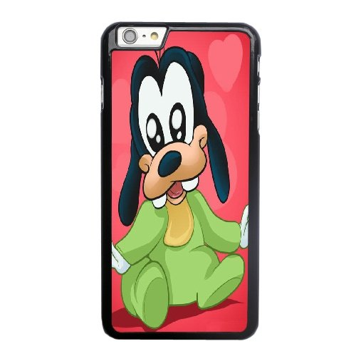 Coque,Coque iphone 6 6S 4.7 pouce Case Coque, Baby Disney Cartoon Characters Cover For Coque iphone 6 6S 4.7 pouce Cell Phone Case Cover Noir