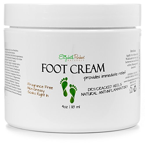 Organic Foot Cream Cracked Heels product image