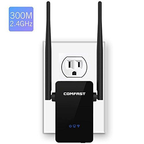 YiShuo 300Mbps WiFi Range Extender 300Mbps Full WiFi Coverin