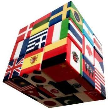 Glatte Oberfl/äche Generic Personalisierter Zauberw/ürfel mit Fotos 3X3 Zauberw/ürfel Puzzle sehr Langlebig. Leicht zu drehen