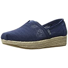 BOBS from Skechers Women's Highlights Flexpadrille Wedge