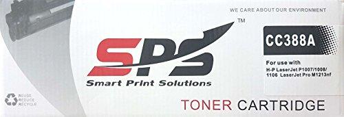 SPS CC388A / 88A Toner Cartridge for HP Laserjet Pro M1216nfh Multifunction Printer