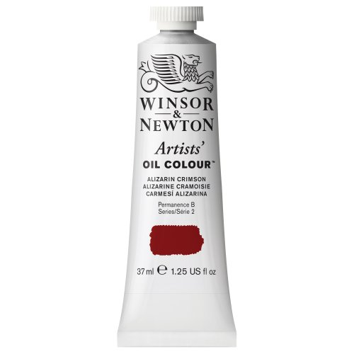 Winsor Newton Artists Alizarin Crimson