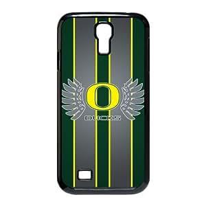 NCAA Oregon Ducks Samsung Galaxy S4 i9500 Case Unique Oregon Ducks Logo Cases Cover