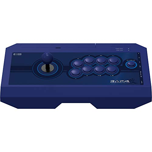 HORI Real Arcade Pro 4 Kai (Blue) for PlayStation 4, PlayStation 3, and PC - PlayStation ()