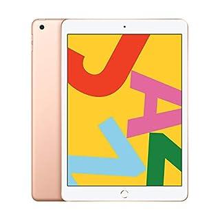 Apple iPad (10.2inch, Wi-Fi, 128GB) - Gold (Latest Model)
