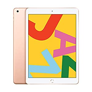 Apple iPad (10.2-inch, Wi-Fi, 32GB) – Gold (Latest Model)