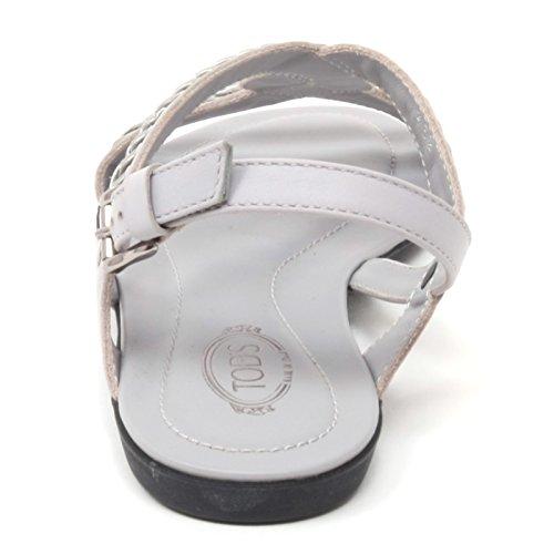 Grigio woman scarpa sandalo B4546 shoe grigio TOD'S ricamo donna xa8awU0qH