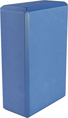 Yoga 3'' Foam Block (40-Pack), 3'' x 6'' x 9'', Sky Blue by MatsMatsMats.com