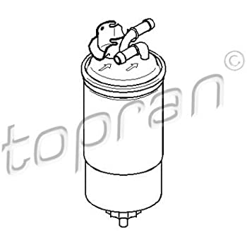 Motorcycle Inline Fuel Filter