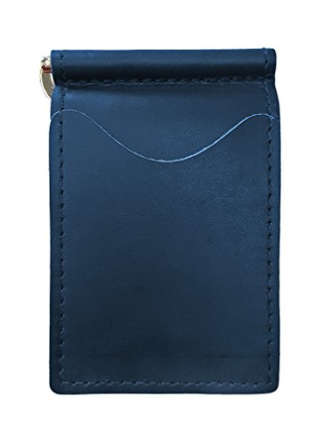 Back Saver Wallet (Ocean Blue Napa ()
