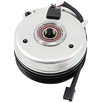cciyu GY20108 PTO Clutch Lawn Mower Electric Power Take Off Clutch Assembly fit for John Deere: GY20108, GY20652, GY20878, GY21340 / Scotts: GY20108, ...