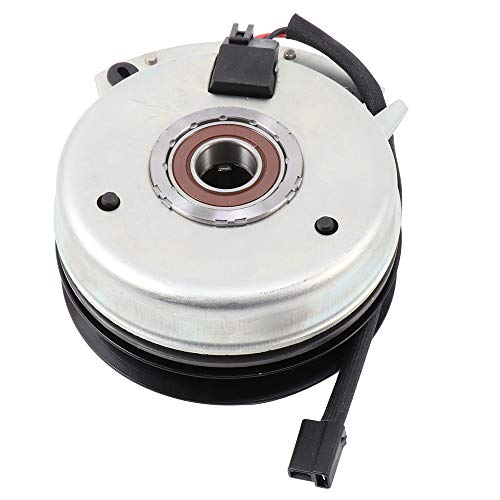 cciyu GY20108 PTO Clutch Lawn Mower Electric Power Take Off Clutch Assembly fit for John Deere: GY20108, GY20652, GY20878, GY21340 / Scotts: GY20108, GY20652, GY21340 / Warner: 5219-20, 5219-73
