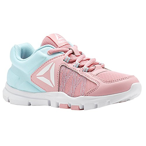 Lagoon Train White Rose Pink Fitness 000 de Squad Chaussures Yourflex 9 Reebok 0 Femme Blue 7BwOxnR