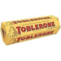 Toblerone Swiss Milk Chocolate 6 x 100g Bars