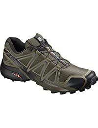Mens Speedcross 4 Trail Running Shoe