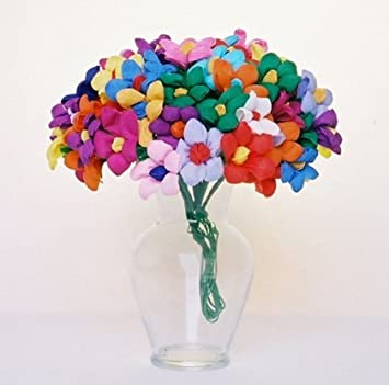 Mexican paper flower bouquet amazon toys games mexican paper flower bouquet mightylinksfo