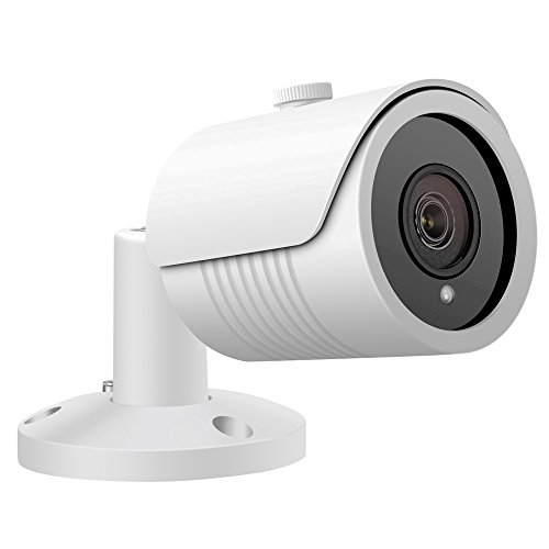 - Alptop Outdoor POE IP Security Camera 4 Megapixels HD Bullet Survelliance Camera with IR Night Vision Motion Detection Remote View 3.6mm Lens AT-400B