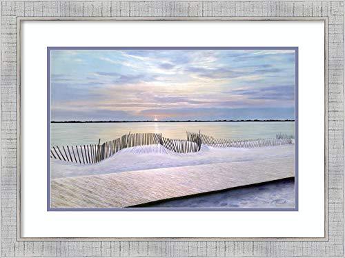Amanti Art Twilight Time by Diane Romanello Framed Art Print, P4367713