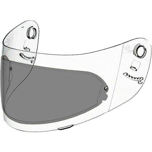 (Shoei Pinlock Anti-Fog Lens CX-1/1V Street Motorcycle Helmet Accessories - Dark Smoke/One Size)