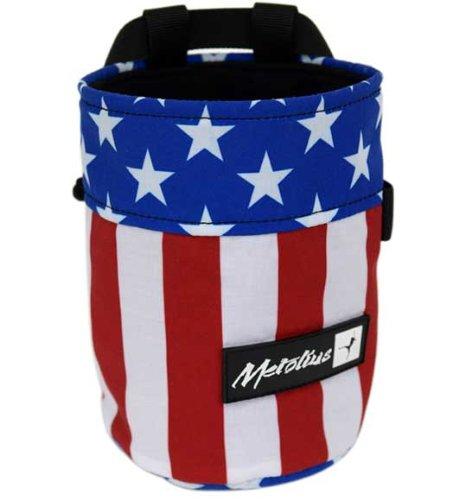 Metolius Uncle Sam Chalk Bag One Size