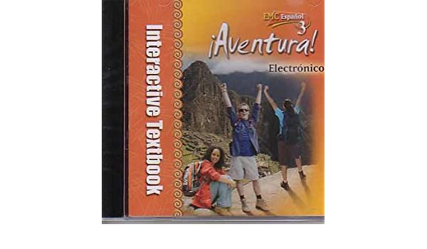 Aventura Electronico (Aventura - Interactive Textbook, Espanol 3) Multimedia CD – 2008