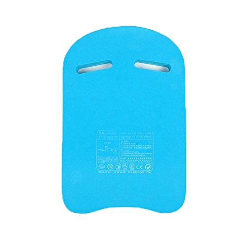 Relefree Safty Swimming Training Aid Kickboard - U Design Swim Pool Float Floating Buoy Hand Board Tool Foam for Kids Children Summer ( 1 Pcs only, Color Sent - Tools Training Swim