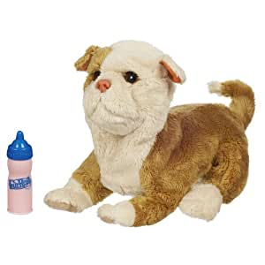 Amazon.com: Furreal Friends Newborn Patchwork Puppy: Toys