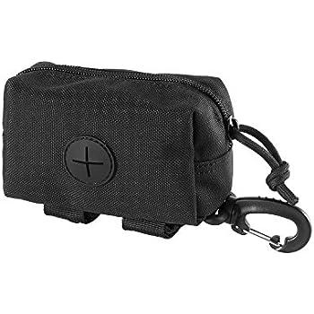 Amazon.com : OneTigris Doggy Poop Bag Holder Zipper Dog
