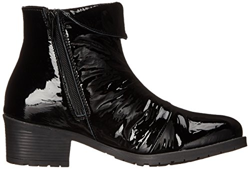 Borano Womens Bos Bos Co Co amp; Patent amp; Womens Borano Black Boot 0wfqnU4n8