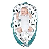Baby Lounger,Baby Nest 100% Cotton Super Soft