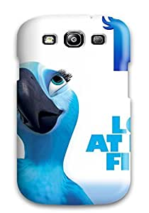 Excellent Galaxy S3 Case Tpu Cover Back Skin Protector Love At First Fight Rio by lolosakes