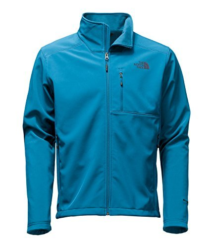 Court Mens Jacket - The North Face Men's Apex Bionic 2 Jacket Banff Blue/Banff Blue (Prior Season) Large