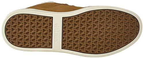 Zapatillas Calzado Deporte Jefferson de Etnies Marrón Mujeres Mid E1Owq1Ff