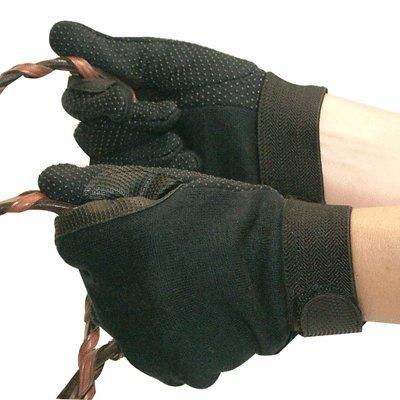 Intrepid International Winter Pebble Track Gloves, Large - Good Hands Track Gloves