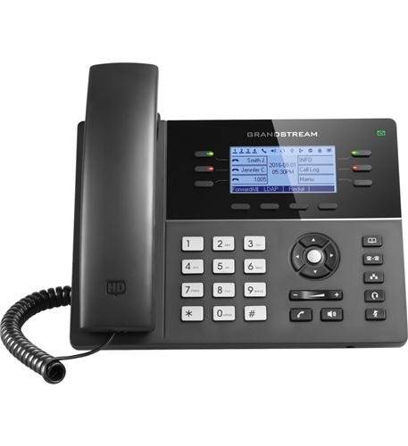 Grandstream GS-GXP1760W Wireless HD IP Phone Integrated with Wi-Fi 4.6'' by Grandstream